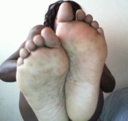 nasty wendy's feet