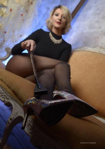 foot fetish mistress in heels